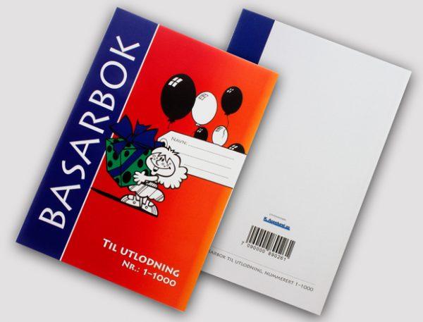 10040 Basarbok 1-500