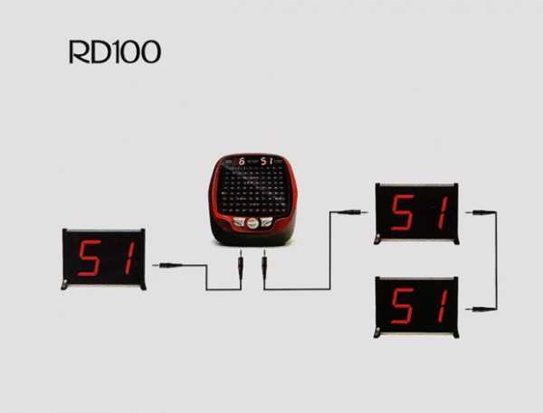 50029 RD100 Ekstradisplay_kabel til Wingo 4
