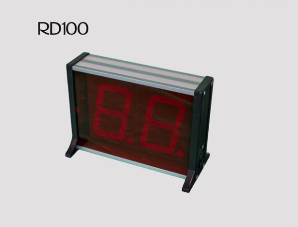 RD100 Ekstradisplay til Wingo 4