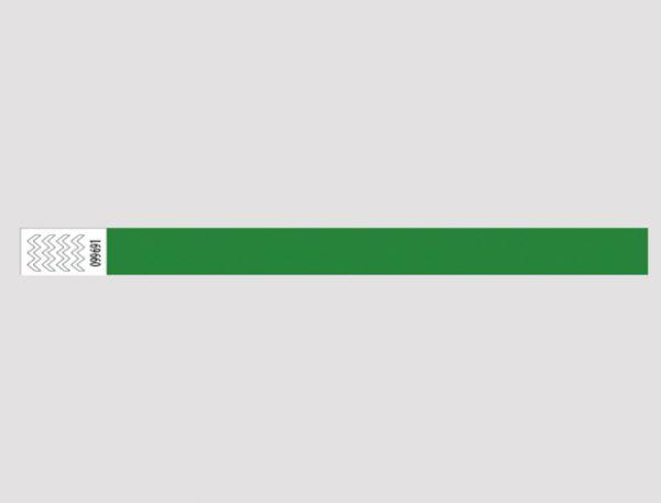Tyvekarmbånd grønn