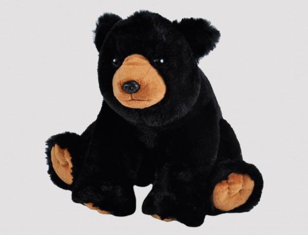 Tradisjonell svart bjørn