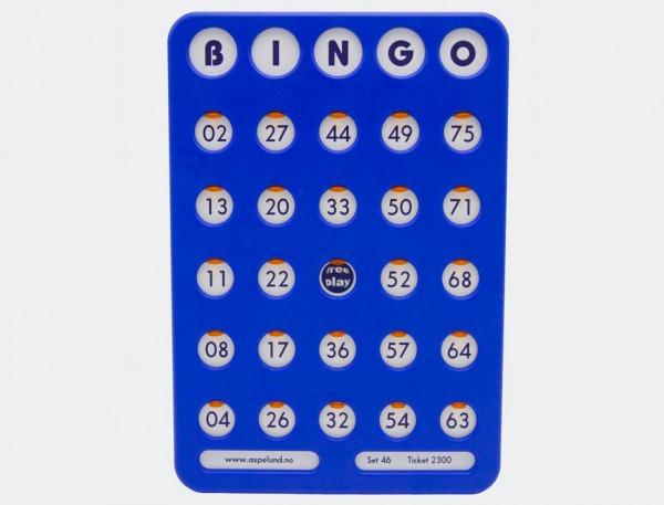 Bingoplate - Bingobrett