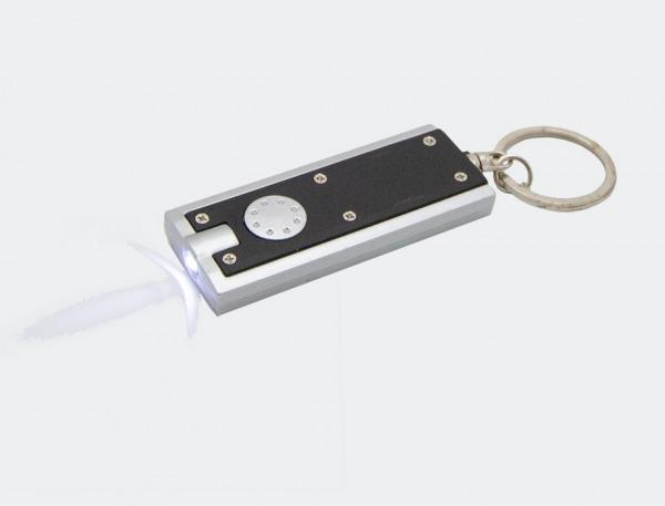 Nøkkelring med LED lys