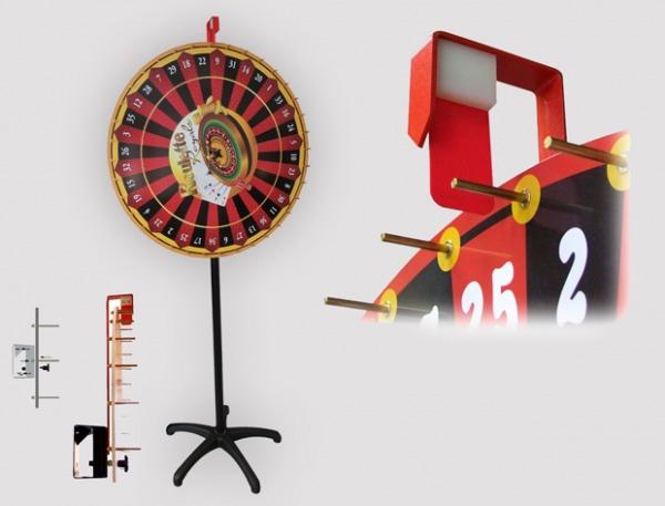 Lykkehjul Roulette